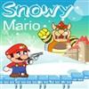 Besneeuwde Mario spel