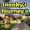 Sneakys Reise 8 Spiel