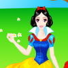 Snow White And The Seven Dwarfs Decorate game