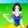 Pamuk Prenses ve yedi cüceler süslemeleri oyunu