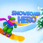 Snowboard Hero game