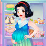 Snow White Pregnancy game