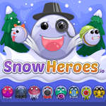 SnowHeroes io gioco
