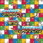 Snake and Ladders Spiel