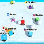 Guerra de nieve io juego