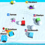 Snow War io game