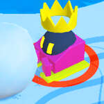 Snowfight io game