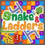 игра Змея и лестницы Мега