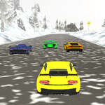 Snow Hill Racing game