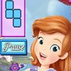 Sofia the First Tetris game