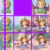 Sofia the First Tic Tac Toe game