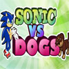 Sonic Vs Dogs game
