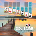 Solitaire zen earth edition game