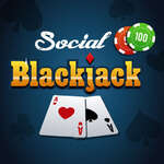 Social Blackjack joc