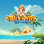 Solitaire Tripeaks game