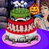 Spooky torta dekoratőr játék