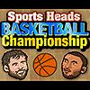 Sports Heads Basketball Championship game