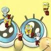 Sponge Bob Typing game