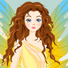 Spring Fairy DressUp game