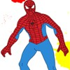 Spider Man Color game