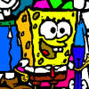 Spongya Bob színezés játék