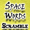 Uzay sözcük bulmaca oyunu