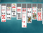 Spider Solitaire HTML5 game