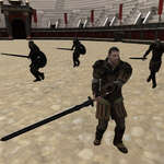 Spartacus Arena joc
