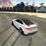 Spor Araba Drift oyunu