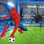 Spidy Soccer game