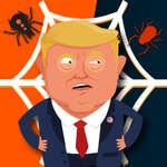 Araña Trump juego