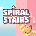 Escaleras espirales juego