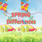 Spring Differences game