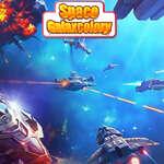 Galaxcolory spațială joc