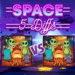 Espacio 5 Diferencias juego