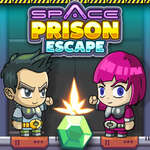 Evadarea din închisoarea spațială joc