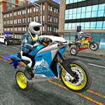 Симулатор за спортни велосипеди 3D 2018 игра