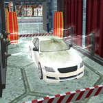 игра Автомойка спортивных автомобилей