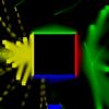 Quadratische Spinner Spiel