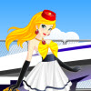 Stewardess Brittany game