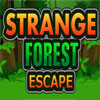 Vreemde Forest Escape spel
