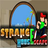 Strange House Escape game