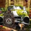 Steampunk-Baumhaus Spiel