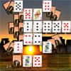 Stein Haus Solitaire Spiel