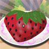 Gâteau aux fraises jeu