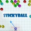 Stickyball jeu