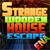 Strange Wooden House Escape game