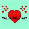 Stickmen hasse Valentinstag Spiel