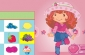 Strawberry Shortcake permite danza juego