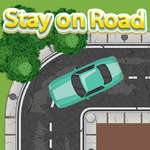 Stay on Road Spiel